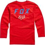 _Camiseta Infantil Fox Dusty Trails Rojo   19798-208-YP   Greenland MX_