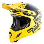 _Acerbis X-Carbon Helmet Yellow | 0023451.318 | Greenland MX_