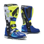 _Forma Predator 2.0 Boots Yellow Fluo/White/Blue | FORC520-789811-P | Greenland MX_