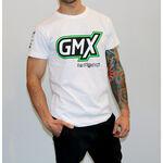 _Logo GMX Tee White | PU-TGMX16WT | Greenland MX_