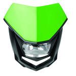 _Polisport Halo Halogen Headlight Green | 8657400007 | Greenland MX_