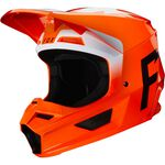 _Fox V1 Werd Helmet Orange Fluo   25473-824   Greenland MX_
