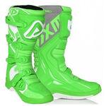 _Acerbis X-Team Boots Green/White | 0022999.371 | Greenland MX_