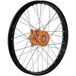 _Talon-Excel KTM EXC 04-15 SX 05-14 21 x 1.60 front wheel orange-black | TW757DORBK | Greenland MX_