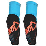 _Leatt 3DF 5.0 Elbow Guards Blue/Orange | LB501610015P | Greenland MX_