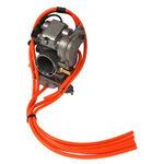 _Kit Tubos Sobrante de Carburador 2T 4MX Naranja | 4MX-CVOR | Greenland MX_