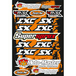 _Stickers Varies 4MX KTM | 01KITA606KTM | Greenland MX_