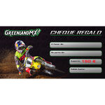 _Gift Voucher GreenlandMX 150  | CHGMX-150 | Greenland MX_