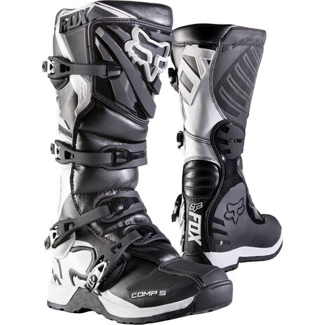 _Fox Comp 5 Youth Boots | 16449-001-P | Greenland MX_