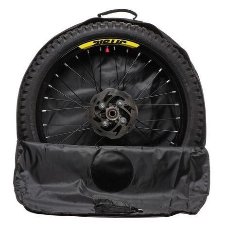 _Jitsie Solid Wheel Bag | JI21WBSO-7500-P | Greenland MX_