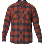 _Fox Traildust Flannel Hemd Adobe | 23826-291 | Greenland MX_