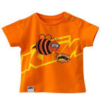 _Camiseta Baby Bee KTM 2017 Naranja | 3PW179610 | Greenland MX_