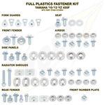 _Full Plastics Fastener Kits Yamaha YZ 450 F 10-13 | BO-YAM-101000 | Greenland MX_