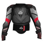 _Acerbis Scudo 2.0 Junior Body Armour Black/Red | 0017767.319 | Greenland MX_