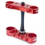 _Triple Clamp Neken Standard Suzuki RMZ 250 16 (Offset 21.5mm) Red | 0603-0680 | Greenland MX_