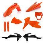 _Acerbis KTM EXC/EXC-F 17-19 Plastic Kit Full OEM   0022371.553-P   Greenland MX_