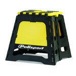_Polisport Folding Bike Stand Yellow | 8981500001 | Greenland MX_