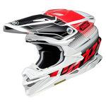 _Shoei Helmet VFX-WR Zinger TC-1   VFXWRZTC10   Greenland MX_