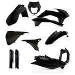 _Acerbis Plastic Full Kit KTM EXC/EXC-F 14-15 Black | 0017204.090-P | Greenland MX_