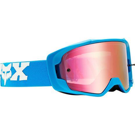 _Fox Zebra Vue Goggle Blue | 22881-559 | Greenland MX_