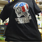 _TJ Usa Skull T-shirt Black | CABSKULLUSA | Greenland MX_