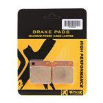_Prox Rear Brake Pad Kawasaki KX 65 00-21 Suzuki RM 65 03-05 | 37.202002 | Greenland MX_