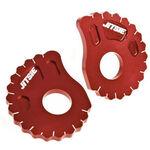 _Jitsie Beta Evo 00-16 Gas Gas TXT/Pro 96-06 Montesa 4RT 97-16 Sherco Trial 01-16 Snail Cams Red | JI611-2021R | Greenland MX_