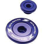 _Zeta Engine Plugs Yamaha YZ 450 F 10-13 Blue | ZE89-1432 | Greenland MX_