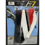 _Blackbird Seat Cover GAS GAS EC 125 07-09 250/300 07-11 FSR 450/515 07-11 Red Dream | BKBR-1903A | Greenland MX_