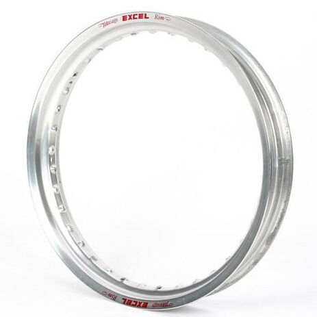 _Aro Excel Trasero 19 x 2.15 36 H Japonesas / KTM /Husqvarna 14-.. Plata | GES426 | Greenland MX_