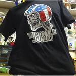 _TJ Usa Skull T-shirt Black L | CABSKULLUSA-L | Greenland MX_