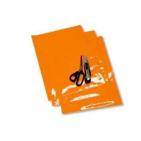 _Adhesivo Vinilo Fondo Para Dorsal Blackbird Naranja 47X33 mm | 5051-90 | Greenland MX_