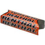 _Renthal fat bar square handlebar pad orange | P276 | Greenland MX_