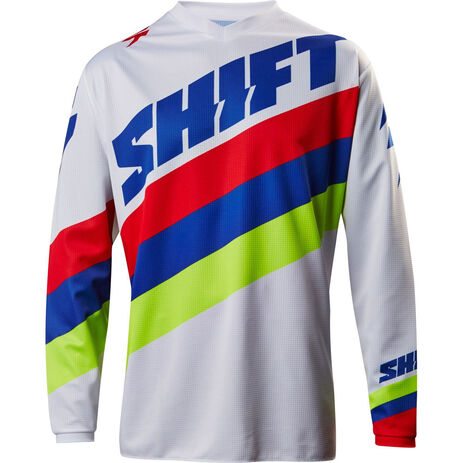 _Shift White Label Tarmac Jersey White   17213-008   Greenland MX_