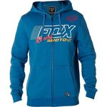 _Fox Flection Zip Fleece Blue | 21142-157-P | Greenland MX_