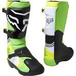 _Fox Comp Boots Gray/Yellow   25839-287   Greenland MX_