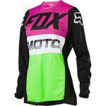 _Fox 180 Fyce Woman Jersey Multi | 23963-922 | Greenland MX_