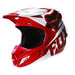 _Fox V1 Race Helmet Red | 14401-003-P | Greenland MX_