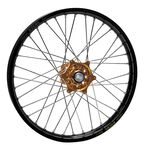 _Talon-Excel front wheel KTM SX 85 12-.. 17 x 1.40 Gold-black | TW901HGBK | Greenland MX_