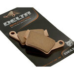 _Delta Brake Pads KTM SX 125 94-03 EXC 125-250 95-03 EXC-F/SX-F 520-525 01-03   DB2240   Greenland MX_