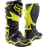 _Fox Instinct 2.0 Boots Black/Yellow | 12252-019 | Greenland MX_