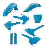 _Acerbis Husqvarna TC 250 17-18 FC 16-18 Plastic Kit Full Blue   0021831.041-P   Greenland MX_