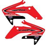 _TJ Shrouds Kit TJ Honda CRF 250 R 04-09 CRF 250 X 04-13 | KCRF25008 | Greenland MX_
