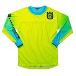 _Husqvarna Gotland 2019 Shirt Yellow   3HS1923600   Greenland MX_