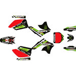 _Kit Adhesivos Completo Kawasaki KX 250 F 06-08 Pro Circuit | SK-KX250F0608POPC-P | Greenland MX_