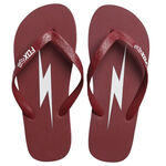_Fox Throttle Maniac Beach Sandals Red | 21501-208-P | Greenland MX_