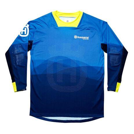 _Husqvarna Gotland Shirt   3HS200005200   Greenland MX_