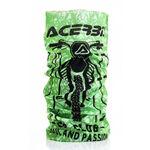 _Acerbis SP Club Neck Warmer Green   0022618.377   Greenland MX_