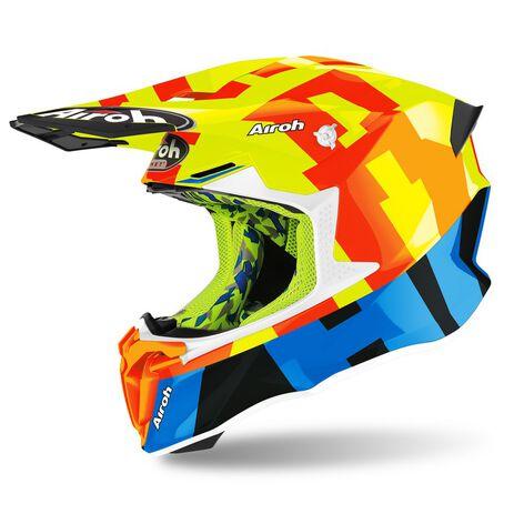 _Airoh Twist 2.0 Frame Helmet | TW2F31 | Greenland MX_