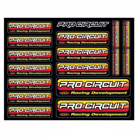 _Adhesivos Variados Pro Circuit | DC96OL | Greenland MX_